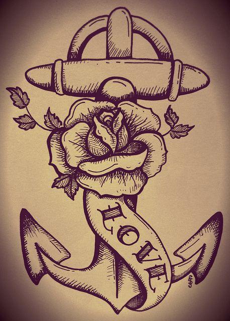 tatouage-ancre-1