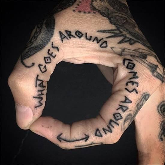 tatouage homme doigt 25 id es de tatoos photos. Black Bedroom Furniture Sets. Home Design Ideas