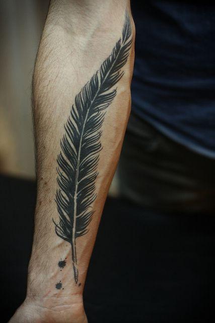 Super Tatouage avant bras homme:15 photos de beaux tatouages avant bras LJ43