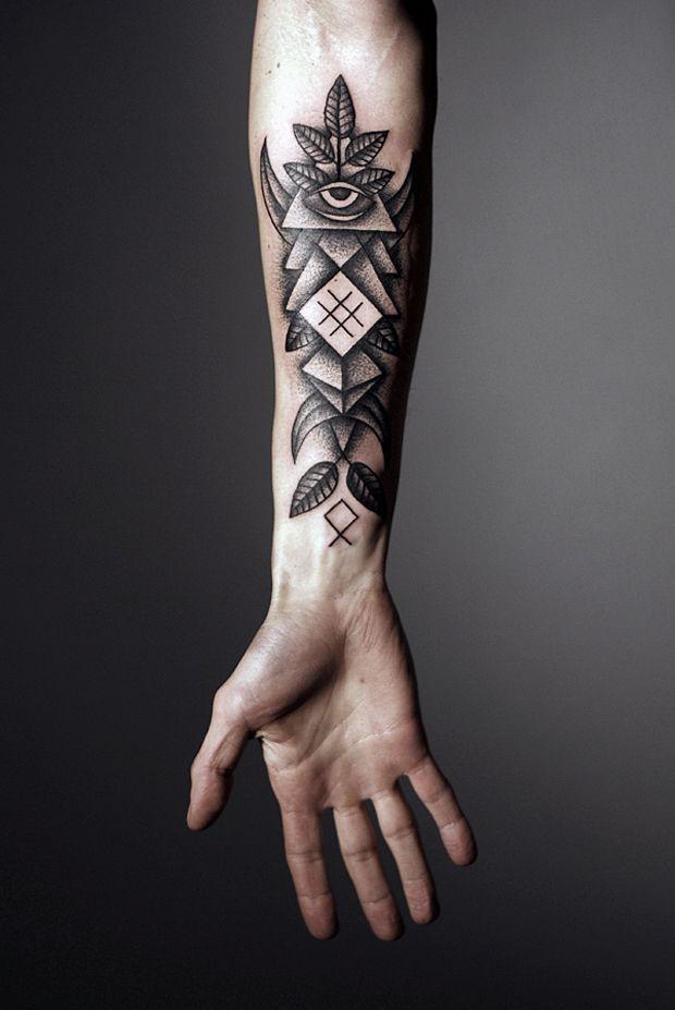 tatouage bras 9