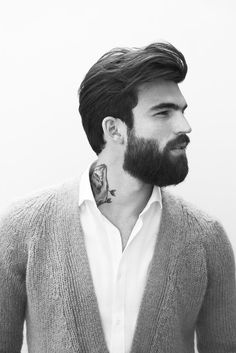 tatouage,homme,cou,4