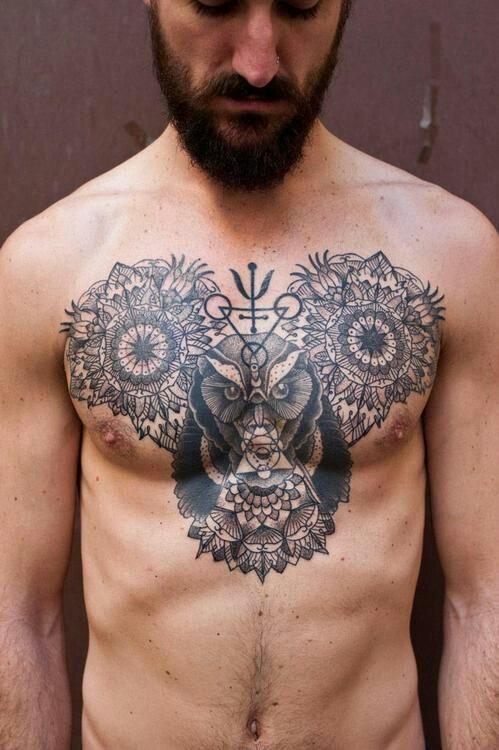 tatouage-homme-pectoraux-8