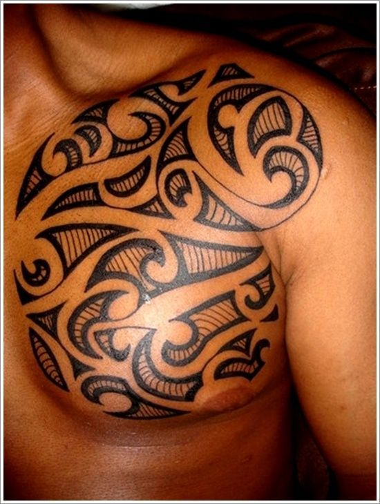 Favorit tatouage homme maori : 15 idées de tatouage maori homme - Photos  BJ97