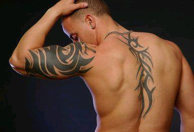 Tatouage Tribal Homme 15 Photos De Tatouage Homme Tribal Photos