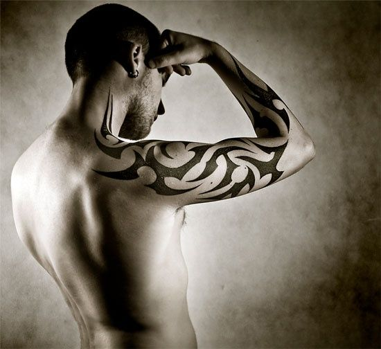 Tatouage Tribal Homme 15 Photos De Tatouage Homme Tribal Photos