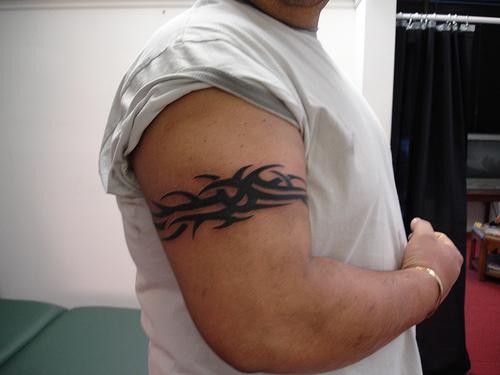 Tatouage Homme Bracelet 15 Photos De Tatouage Bracelet Homme