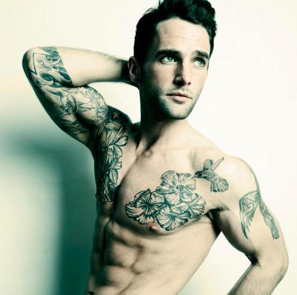 Sehr tatouage homme fleur: 15 modèles de tatouage fleur homme - Photos  TO35