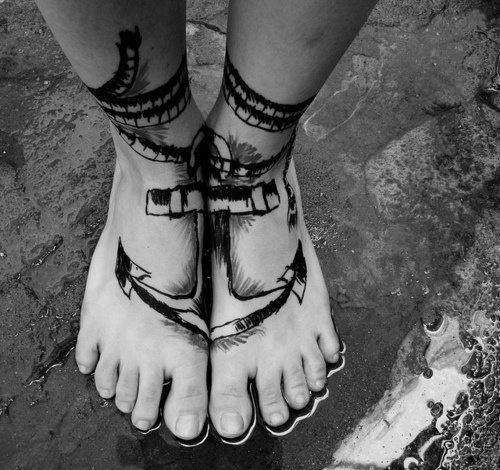 tatouage homme ancre: 15 idées de tatouage ancre homme